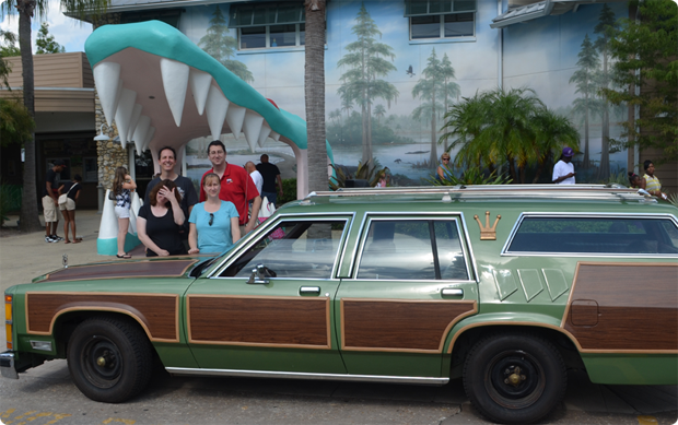Griswold Family Road Trip - Gatorland