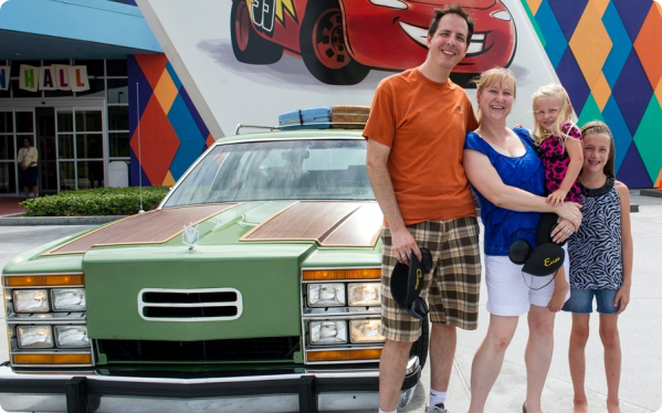Griswold Vacation at Walt Disney World