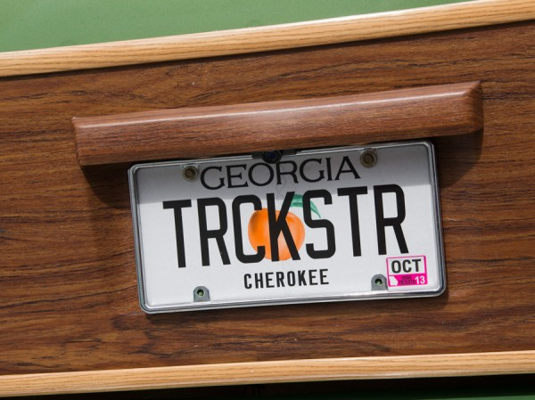 truckster-griswold-tag